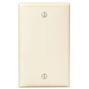 80714-I IV WP 1G BLANK BOX MNT PLASTIC