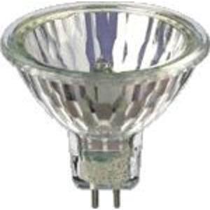 Philips Lighting 35MR16/FL36-50PK Halogen Mini-Reflector Lamp, MR16, 35W, 12V, FL36
