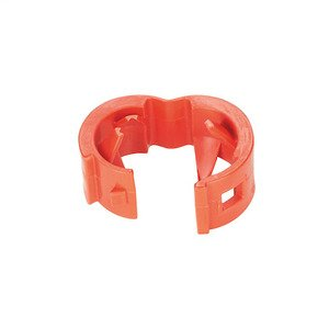 Panduit PCBANDRD-Q Patch Cord Color Band, Red