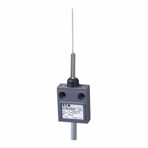 Eaton E47BCC20 Compact Limit Switch, Wire Wobble Stick