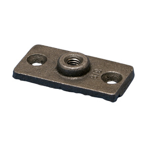 nVent Caddy 365M0037EG PLATE,MALLEABLE WALL,3/8 IN
