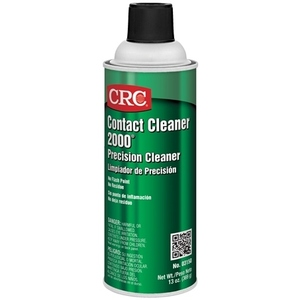 CRC 03150 Contact Cleaner, 2000® Precision, 16 Ounce Aerosol Spray Can