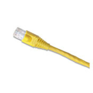 62460-7Y YL XTRM CAT6+ P/CORD 7FT