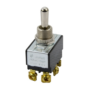 NSI Tork 78260TS Toggle Switch, DPDT, Momentary