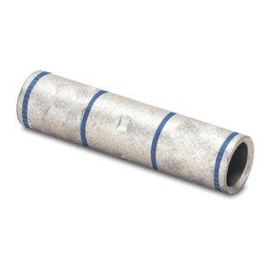 Burndy YS6C Compression Buttsplice, Copper, 6 AWG, Long Barrel