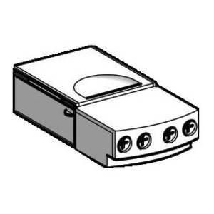 Square D LUFN11 Starter, TeSys U, Auxiliary Contact Function Module, 1NO/1NC