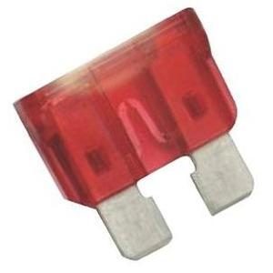 Littelfuse ATO010 10A, 32 VAC/DC, ATO Series Fast-Acting Fuse