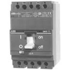 ABB S3NQ050TW Isomax Breaker, S3n 50 Amp, 3 Pole, 100pct Rtd *** Discontinued ***