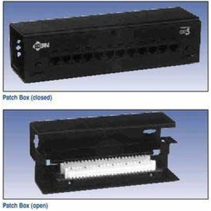 AX100284 12PORT PATCH BOX