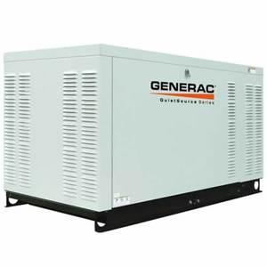 Generac QT02224ANAX 22KW LIQUID COOLED