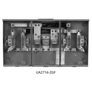 Siemens UA2716-ZGF TALON 200A 4J RGLS 2POS NO BPS MS OH/UG