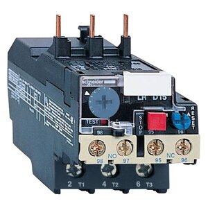 Square D LRD1521 BIMETALLIC OVERLOAD RELAY 600V 18A IEC *** Discontinued ***
