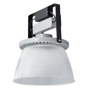"Hubbell-Industrial Lighting UTB-4K-N-HO-U-CD-GR LED High Bay, 16"" x 18.5"", 40K, Grey"