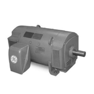GE 5CD143FA812B800 Motor DC, 1-1/2HP, CD-186AT Frame, 1150RPM, 230VDC, 6.2A Drip Proof