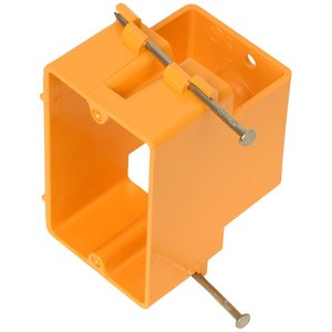 Allied Moulded LVB-1 Single gang low voltage circuit box