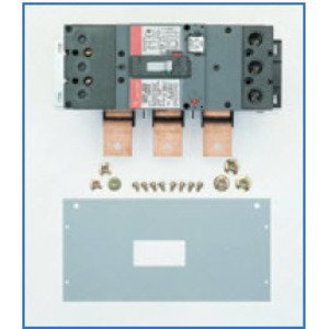ABB MB334WB Main Breaker Kit, 400A, 3P, 208Y/120VAC, 480/277VAC, 240VAC, 65kAIC