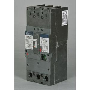 ABB SFHA36AT0250 Breaker, Frame Only, Spectra Series, 250A, 600V, 3P, 35kAIC