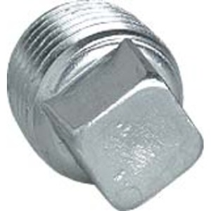 CUPX2 PLUG .75IN