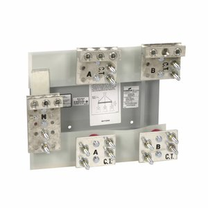 Cooper B-Line 20166-4XS Enclosure, NEMA 4X, Continuous Hinge Cover With Clamps, Wall Mount