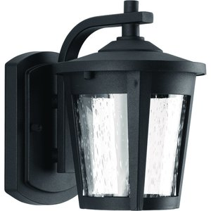 "Progress Lighting P6077-3130K9 Small LED wall lantern (5.75"")"