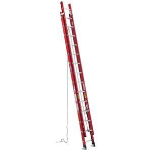 Werner Ladder D6328-2 28' Extension Ladder, 300 lbs
