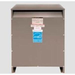 Square D 2S1FSS Transformer, Dry Type, 2KVA, 240/480 x 120/240VAC, NEMA 3R