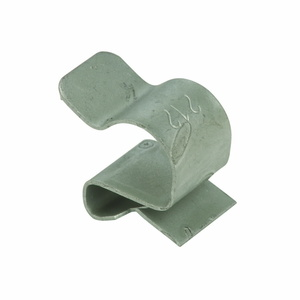 Eaton B-Line BXS-1011 FLEXIBLE CONDUIT/CABLE FASTENER, 1/16-IN. TO 5/32-IN. FLANGE, .393 TO .433 CABLE
