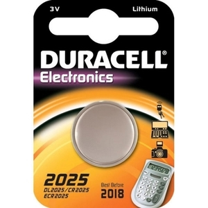 DL2025BPK LITHIUM BATTERY 3V #2025