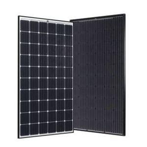 SolarWorld SWPL295-MONO-BK-5BB-82000262 Solar Module, Monocrystalline, 295W, 60 Cells, Black Frame