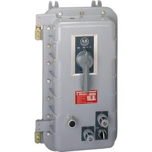 Allen-Bradley 513-AHB-38 NEMA Size 0 COMB Starter Circuit Breaker