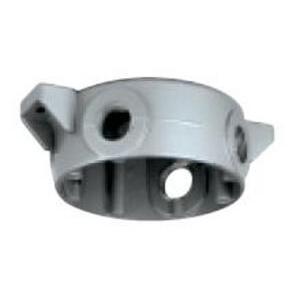 "Hubbell-Killark VBC-2 Splice Box Ceiling Mount 3/4"""