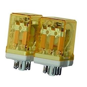 Time Mark 280-120 Relay, General Purpose, 120VAC Coil, 10A Resistive Rated, DPDT