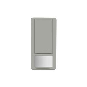 Lutron MS-VPS2-GR Vacancy Sensor Switch Dimmer, 2A, Maestro, Gray