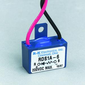 R-K Electronics RDS1A-6 Dc Surge Suppressor 200vdc