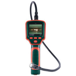Extech BR80 Borescope / Wireless Inspection Camera, LCD Monitor