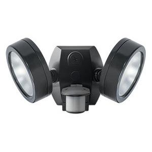RAB SMSLES2X13N Motion Sensing Light,26 Watt, 2200 Lumen, 4000K, 120V