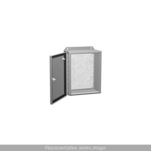 EJ14128 ENCLOSURE N4/12 HNGD14X12X0