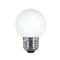 Satco S9159 1.4 WATT LED; G16 1/2; WHITE; 2700K; MEDIUM BASE; 120 VOLTS
