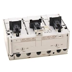 Allen-Bradley 140G-JTF3-D20 Breaker, Molded Case, 200A, 3P, 600VAC, 35kAIC, Adjustable Trip