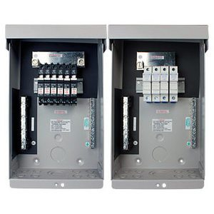 Midnite Solar MNPV6-COMBINER Combiner Box, 6-Input, 120A, 150/600V