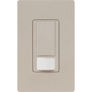 Lutron MS-OPS2-ST Occupancy Sensor Switch Dimmer, Maestro, Stone