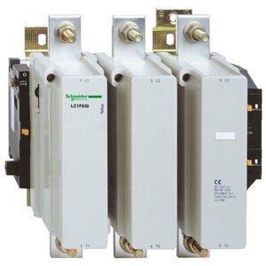 Square D LC1F630 CONTACTOR 600VAC 630AMP IEC +OPTIONS