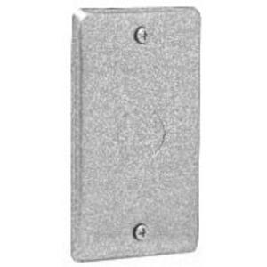 Cooper Crouse-Hinds TP614 UTIL BOX 1/2 KO CVR