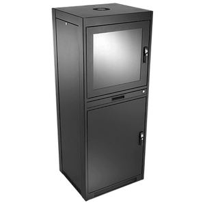 Hoffman ENC1776PC 19-in. Networking PC Cabinet