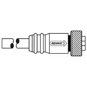 Remke Industries 104A0120AP RMK 104A0120AP PVC MINI-LINK TM