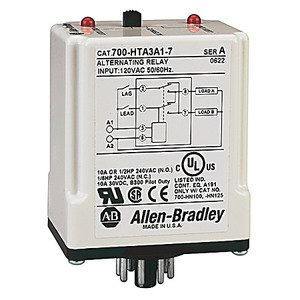 Allen-Bradley 700-HTA3A2-7 GP Alternating Relay