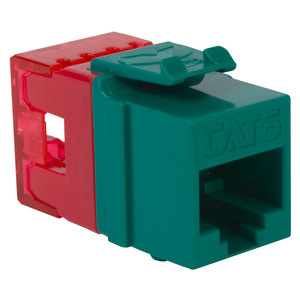 International Connectors & Cable IC1078F6GN ICI IC1078F6GN MODULE, CAT 6, HD,