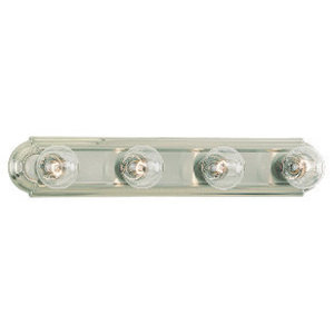 Sea Gull 4701-962 4l Bath Bracket Brushed Nickel