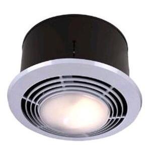 Nutone 9093WH Heater/Fan/Light, 1500W, 70 CFM