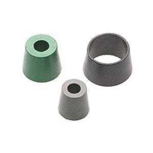 Woodhead 00-4986 Grommet-973a- F3 .375 Gray